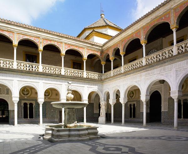 Casa de Pilatos (Par touches visuelles) - Fundación Casa Ducal de Medinaceli